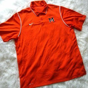 Pre-owned Nike Polo Shirt